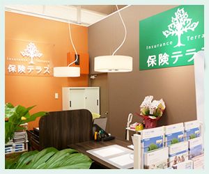 保険テラス イオン洛南店の店舗写真