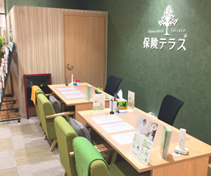 保険テラス ビーンズ戸田公園店の店舗写真